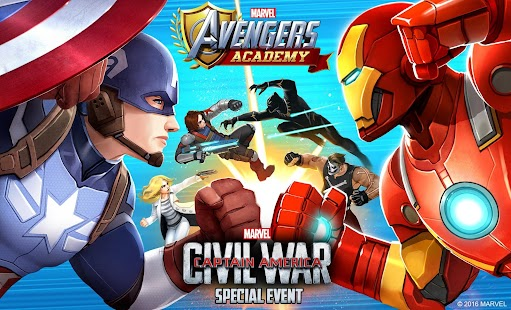 MARVEL Avengers Academy- screenshot thumbnail