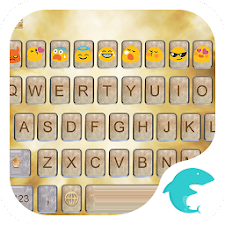 Metallic Keyboard Emoji
