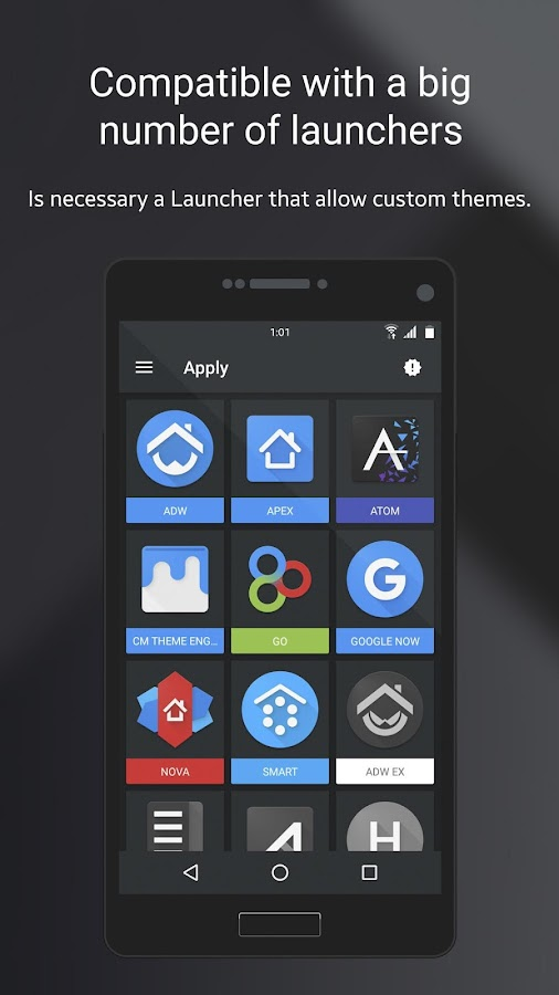 Grace UX - Icon Pack Screenshot 6