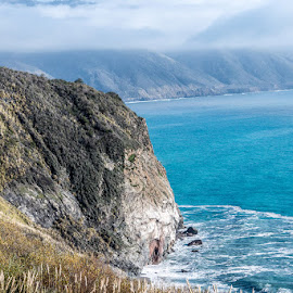Big Sur by Karen Ruais - Landscapes Waterscapes