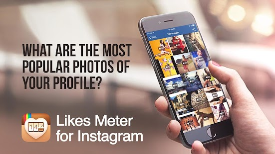 Likes Meter for Instagram - screenshot