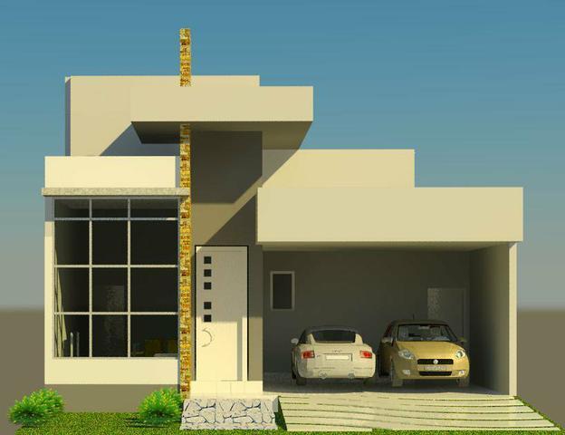 Casa Nova - Entrega em Dezembro/2019 com 3 dormitórios à venda por R$  - Parque Ortolândia - Hortolândia/SP