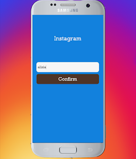 Spy On Private Instagran prank APK Descargar