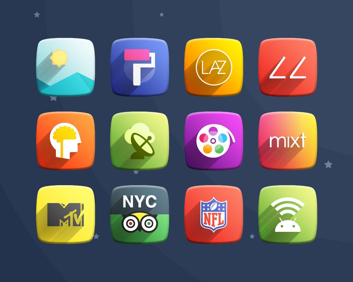 Space Z Icon Pack Theme Screenshot 12