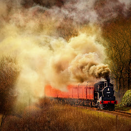 by Stephen Hooton - Uncategorized All Uncategorized ( transport, trains )