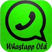 Whatapp Old Version prank Icon