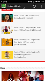 Nigerian Gospel Music - screenshot