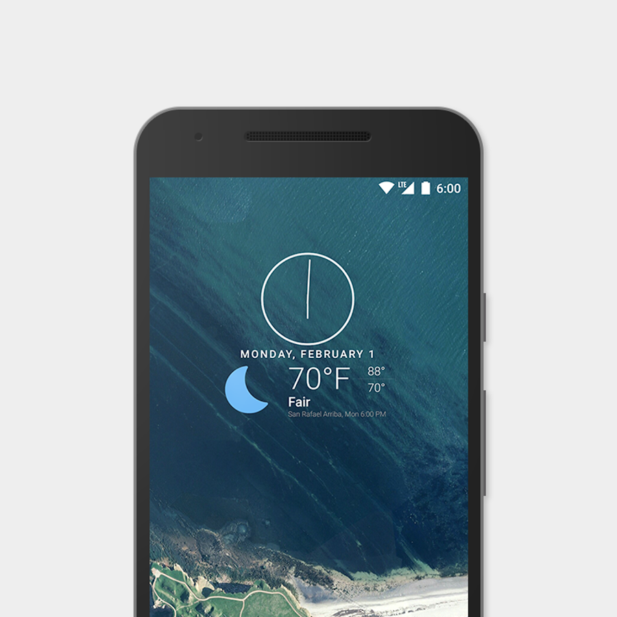 Now Weather for Chronus/CLock Screenshot 1