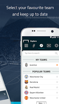 Goal.com APK screenshot thumbnail 2