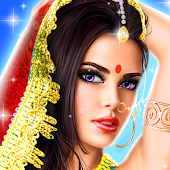 Game Indian Fashion Doll Makeover APK for Windows Phone