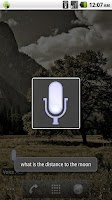 Screenshot of Voice Actions Plus