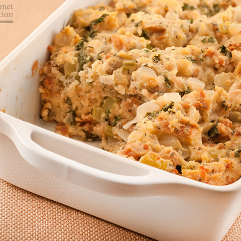 Italian Sausage and Herb Stuffing