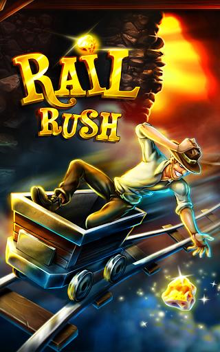 Rail Rush screenshot 11