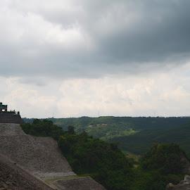 Cirata Dam by Carissima Nonie - Buildings & Architecture Public & Historical ( nature, nonie, beauty )