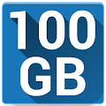 100 GB Free Cloud Drive from Degoo APK for Bluestacks