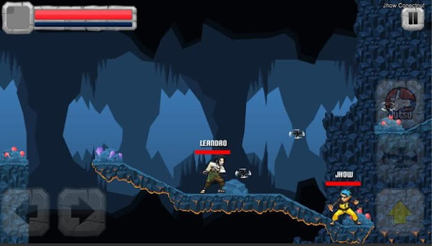 Battle Of Ninja War - Online APK screenshot thumbnail 5