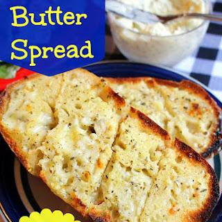 Garlic Butter Spread Recipes