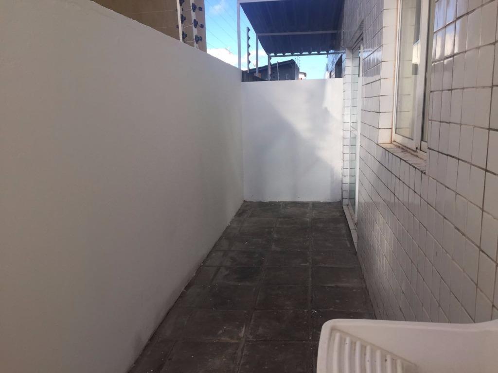 Apartamento residencial à venda, Ernani Sátiro, João Pessoa.