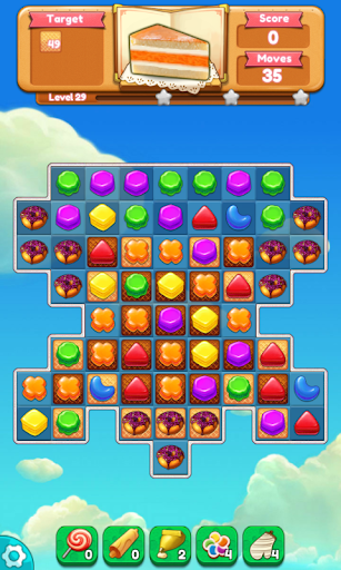 Cookie Cracker - screenshot