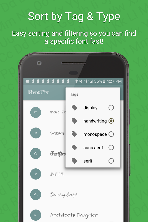 FontFix (Free) Screenshot 5