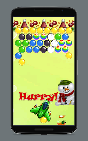 android Christmas Bubble Shooter Delta Screenshot 4