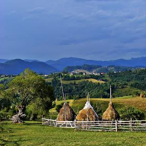 Sat Pestera by Liliana Lazar - Travel Locations Landmarks