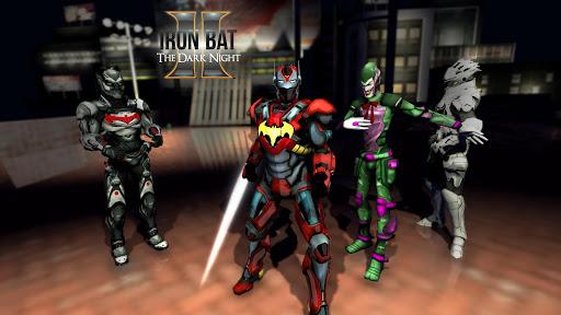 Iron Bat 2 The Dark Night screenshot 1