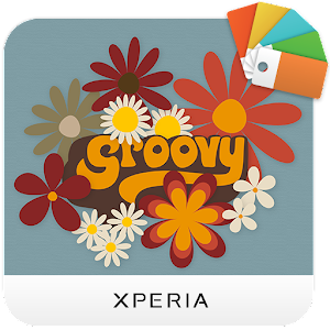 Cover art XPERIA Groovy Theme