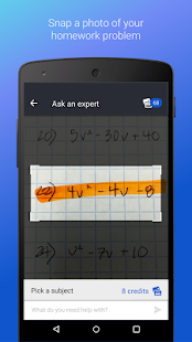 Homework  Homework  Homework app help