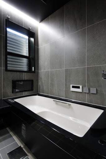 【2階浴室】 1620のゆったりとした浴室
