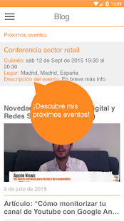 Marketing e Innovación Digital - screenshot