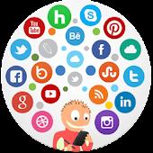 Top Social Media- New All App APK for Sony