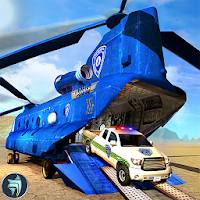 OffRoad Police USA Truck Transport Simulator on PC / Windows 7.8.10 & MAC