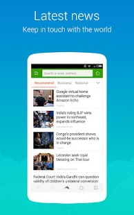 App Dolphin Browser Express: News APK for Windows Phone