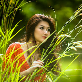 SANEY by Syaiful Anwar - People Portraits of Women