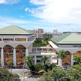 Wisma Perbadanan Labuan by Suply Khamis - Buildings & Architecture Office Buildings & Hotels