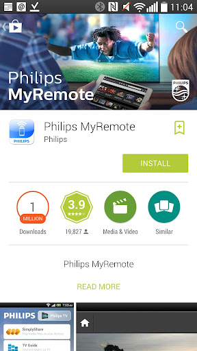 Philips MyRemote screenshot 5