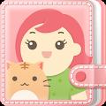 여성주기관리 핑크다이어리 (생리/피임/임신/건강관리) APK for iPhone