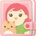 APK App 여성주기관리 핑크다이어리 (생리/피임/임신/건강관리) for iOS