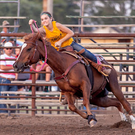 by Jeff Frazell - Sports & Fitness Rodeo/Bull Riding