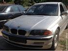 продам запчасти BMW 320 3er (E46)