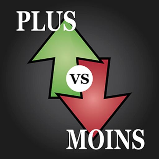 Le jeu du Plus ou Moins (game)