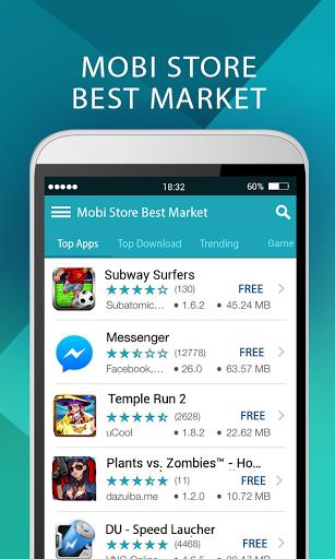 Mobi Market - App Store 6.0 Screenshot
