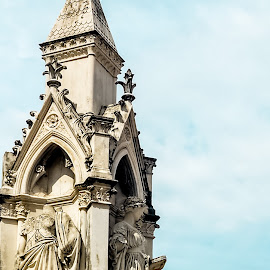 Statue Of Justice by Michael Lee - Buildings & Architecture Statues & Monuments ( law, justice, statue, ancient, penang )