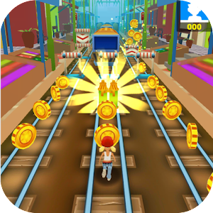 New Subway surf: Bush Runner 2017