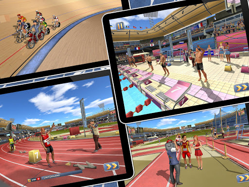 Athletics 2: Summer Sports - screenshot