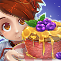 Game Dessert Chain: Café Waitress Cake Baking & Cooking APK for Kindle