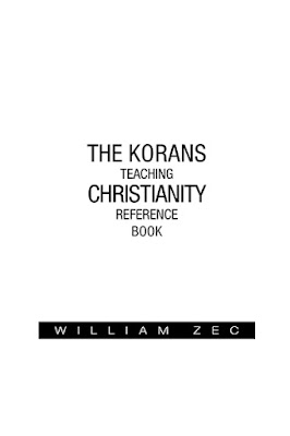 The Korans Teaching Christianity Reference Book