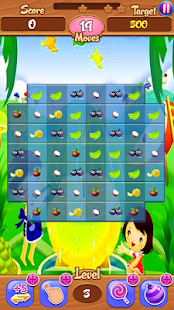 jelly fruit - screenshot