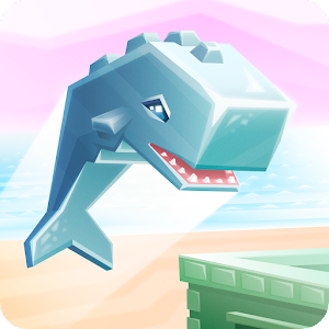 Ookujira - Giant Whale Rampage APK Cracked Download